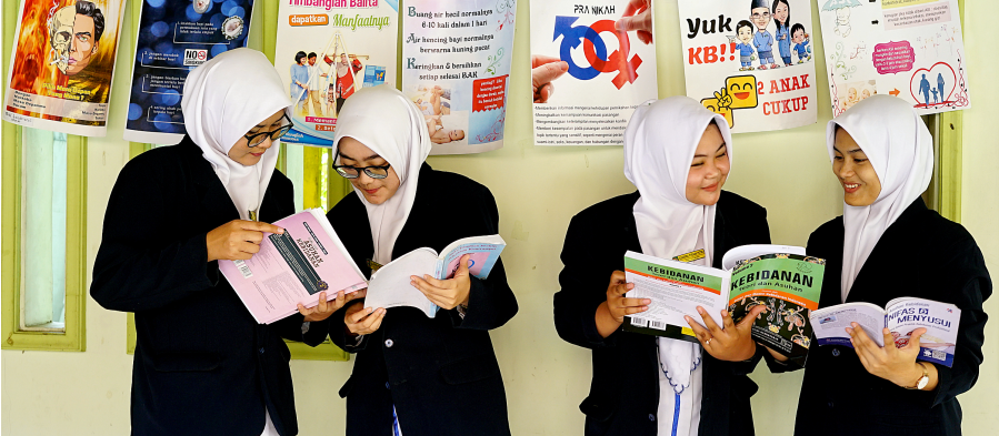 Aktifitas Diskusi Pembelajaran Mahasiswa